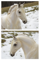 Breyer WEG Autograph Horse - Lysander by The-Toy-Chest