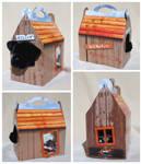 Douglas Medium Floppy Dogs - Killer's Doghouse by The-Toy-Chest