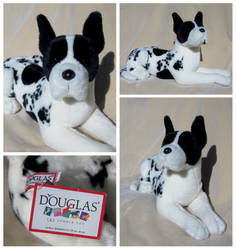 Douglas Cuddle Toys - Major Great Dane by The-Toy-Chest