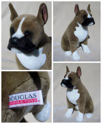 Douglas Cuddle Toys - Booker Boxer by The-Toy-Chest