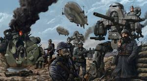 uchronic world war 1 by loboto