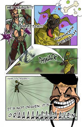 LoLz Comic contest INVALID Entry by Ludichrist