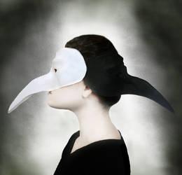 Mask of Truth by KristinaToxicpanda