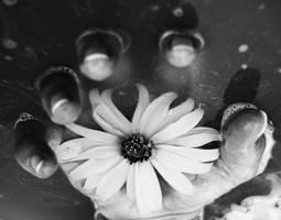 Drowning in heaven by KristinaToxicpanda