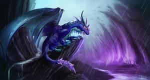 World of Warcraft: Ultraxion by KristinaToxicpanda