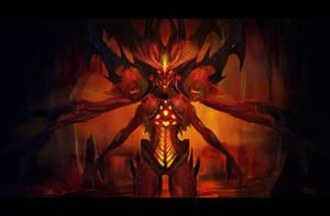 Diablo by KristinaToxicpanda