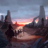 Feint- One Last Time EP cover by KristinaToxicpanda