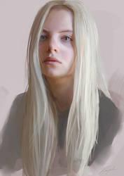 PortraitIGuess by KristinaToxicpanda
