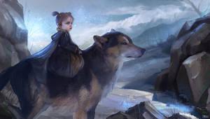 I Will Guide You by KristinaToxicpanda
