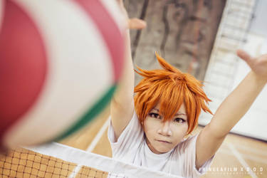 Middle Blocker by archiekwa