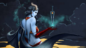 Queen of Pain - DotA2 by Swenom