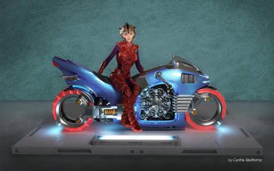 My Fast Ride by Radthorne