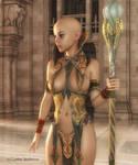 The Priestess by Radthorne