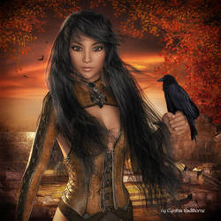 The Ravens of Autumn by Radthorne