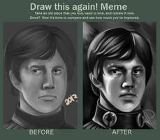 Before and After by Gaymarriedinspace