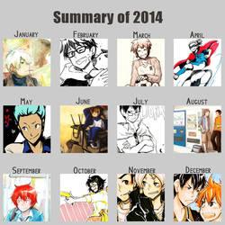 Summary 2014 by Pompi