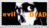 Evil Dead Stamp by ihateyoureally