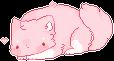 F2u tiny Kitty by VioletCascade