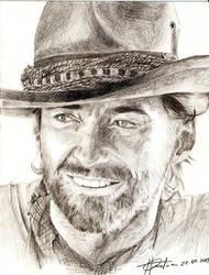 Hugh Jackman by tahiz