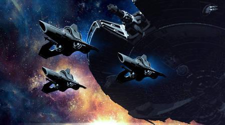 Amazon Aeros by spaceagents