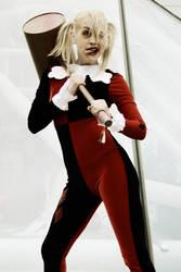 Me as Harley Quinn by DangerProneDaphne