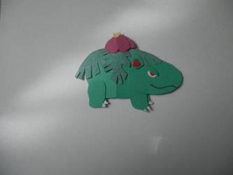 003 - Venusaur by krispykat