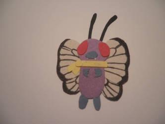 012 - Butterfree by krispykat