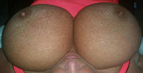 Have a wonderful weekend my dear breastmen! by Cleavage3