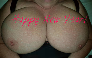 Wish you all a Happy New Year! by Cleavage3