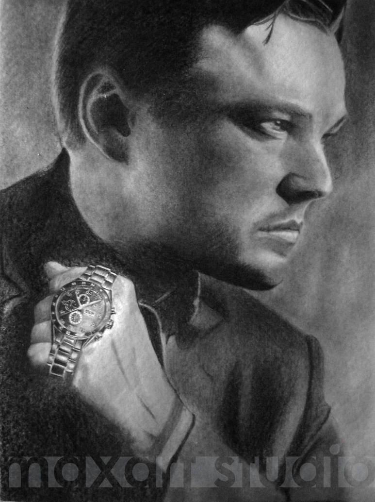 Leonardo Dicaprio by XamgnueL