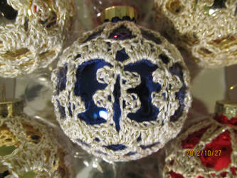 Crochet Ornaments by Tuloa
