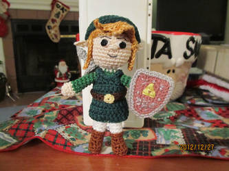 Link from Zelda by Tuloa