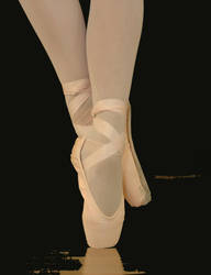 ballet shoes by dalyjk