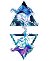 Suicune: The Aurora Pokemon by Slightly-Spartan