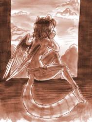 Melancholy by Linda065cliva
