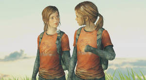 Double Ellie   The Last of Us by JuanmaWL