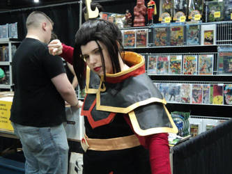 Azula at Tri-con 2014 by Kesra-kyse