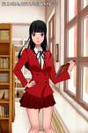 Amina uniform by Anie92