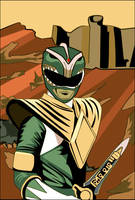 Green Ranger by LovlessRADICAL