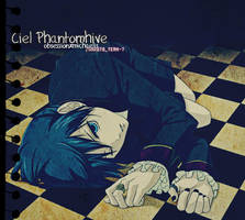 Ciel Phantomhive O2 by obsessionxmichaelis