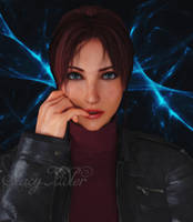 Claire Redfield by StacyAdler