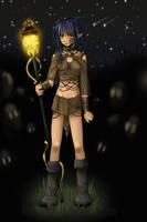 The Light bringer by Nakubi