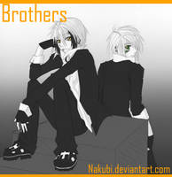 Brothers by Nakubi