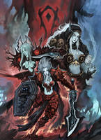for the Horde by liuhao726