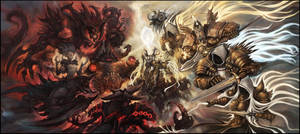 diablo-The Eternal Conflict by liuhao726