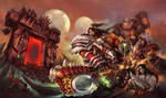 Warlords of Draenor by liuhao726