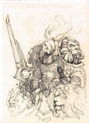 King Varian by liuhao726