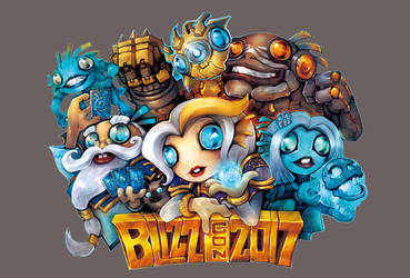 blizzcon2017 by liuhao726