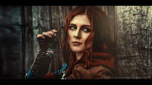 Triss (The Witcher 2) (3) by VirdaSeitr
