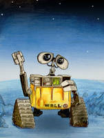 WALL-E in color by MacAddict17